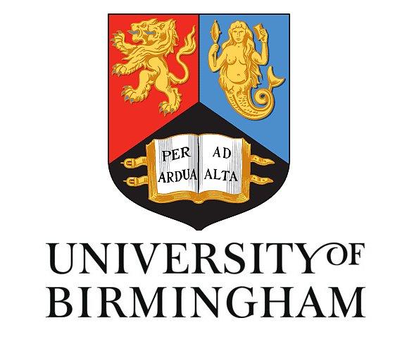 Darwin Studentships, University of Birmingham, UK