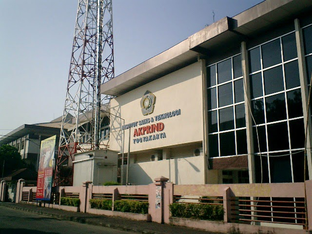 Biaya Kuliah Institut Sains & Teknologi AKPRIND Yogyakarta