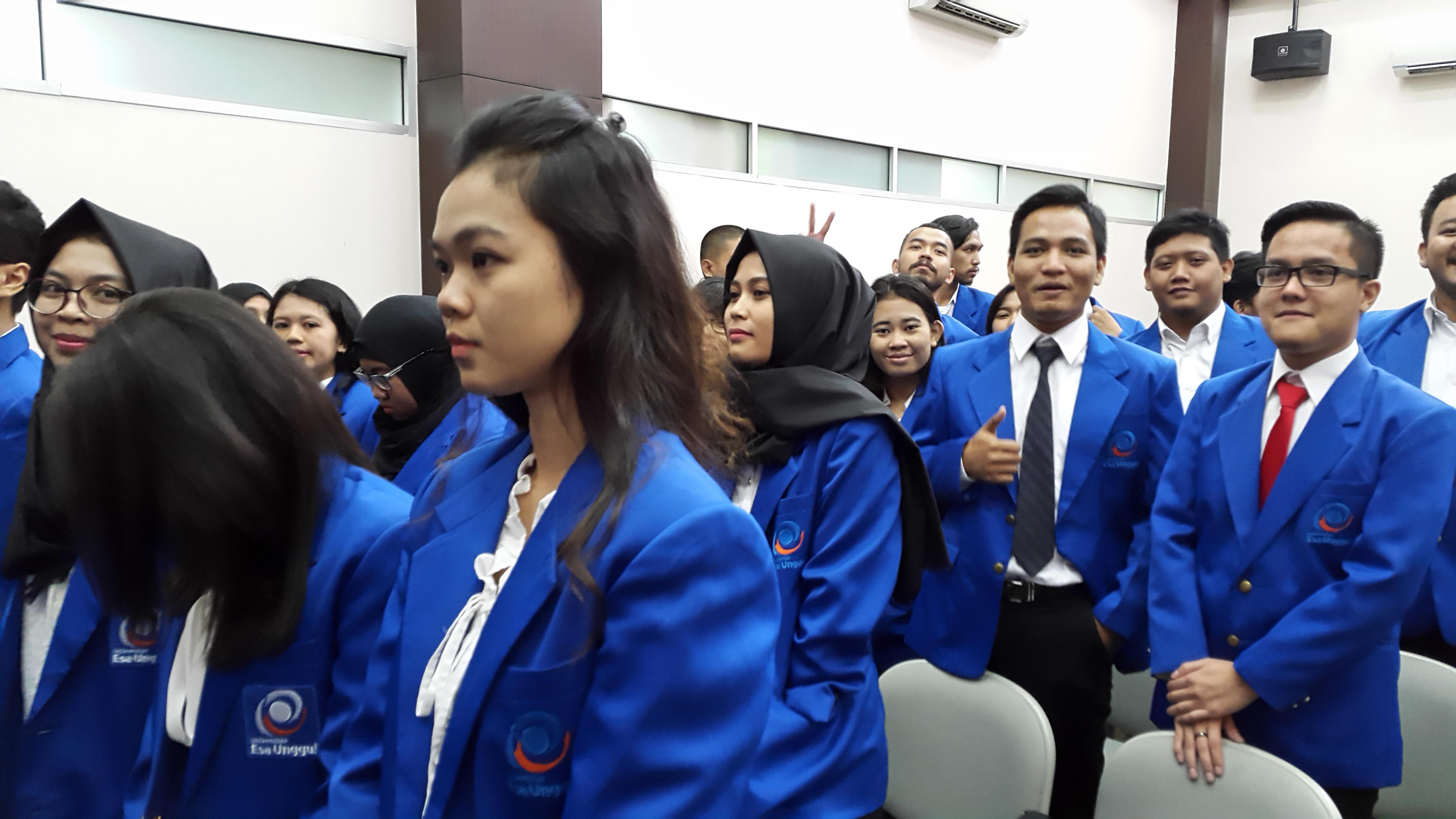 Beasiswa Penuh Kuliah S1 Jakarta – Universitas Esa Unggul (UEU)