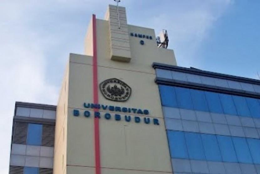 Pendaftaran Universitas Borobudur Jakarta