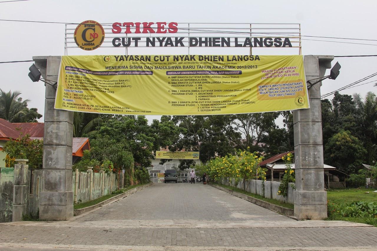 Pendaftaran Universitas Cut Nyak Dhien (UTND) Medan