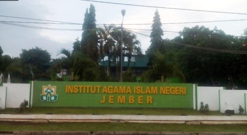 Pendaftaran Institut Agama Islam Negeri (IAIN) Jember