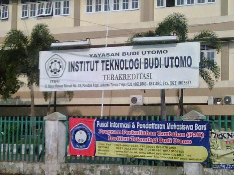 Pendaftaran Kelas Karyawan Institut Teknologi Budi Utomo ITBU