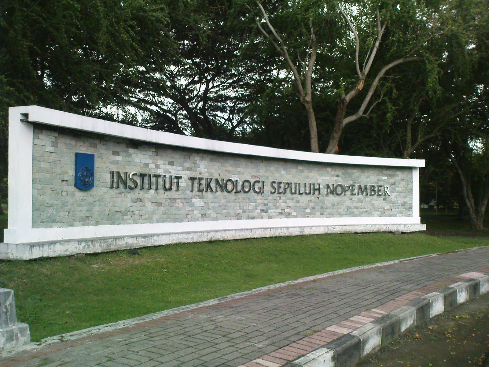 Pendaftaran Institut Teknologi Sepuluh November (ITS) Surabaya