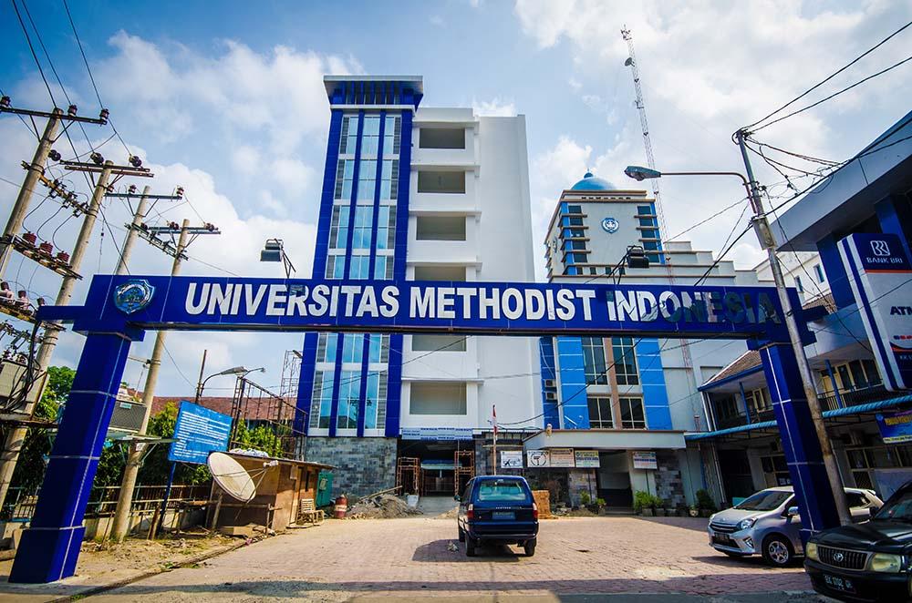 Pendaftaran Universitas Methodist Indonesia (UMI) Medan