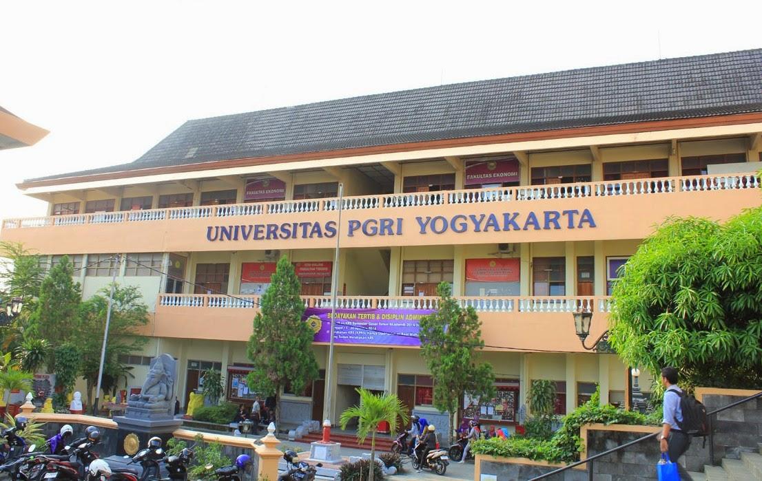 Pendaftaran Universitas PGRI Yogyakarta (UPY)