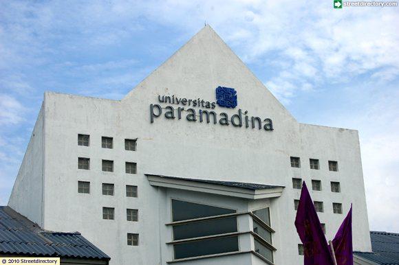 Pendaftaran Universitas Paramadina (UPM)