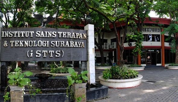 Biaya Kuliah S2 Sekolah Tinggi Teknik Surabaya (STTS) 2017-2018