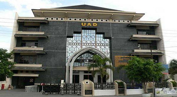 Pendaftaran Mahasiswa Baru Universitas Ahmad Dahlan (UAD)