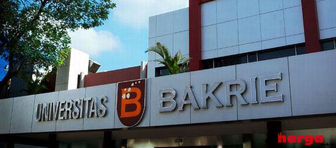 Biaya Kuliah S2 Universitas Bakrie (UB) Jakarta