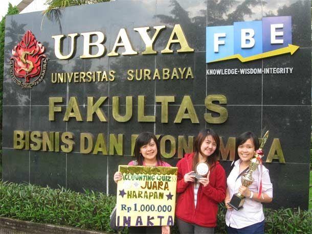 Biaya Kuliah S2 Universitas Surabaya (UBAYA)