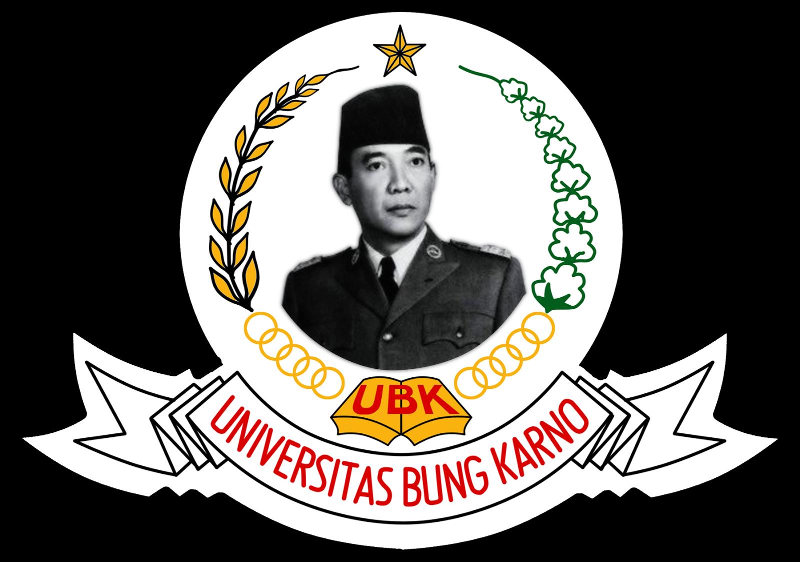 Pendaftaran Kuliah di Universitas Bung Karno (UBK) TA 2017/2018.
