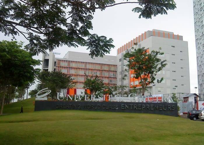 Pendaftaran S2 Universitas Ciputra (UC) Surabaya