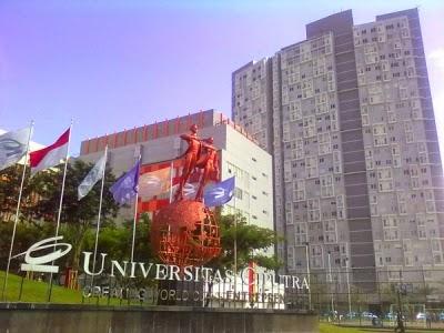 Biaya Kuliah Universitas Ciputra (UC) Surabaya TA 2017-2018