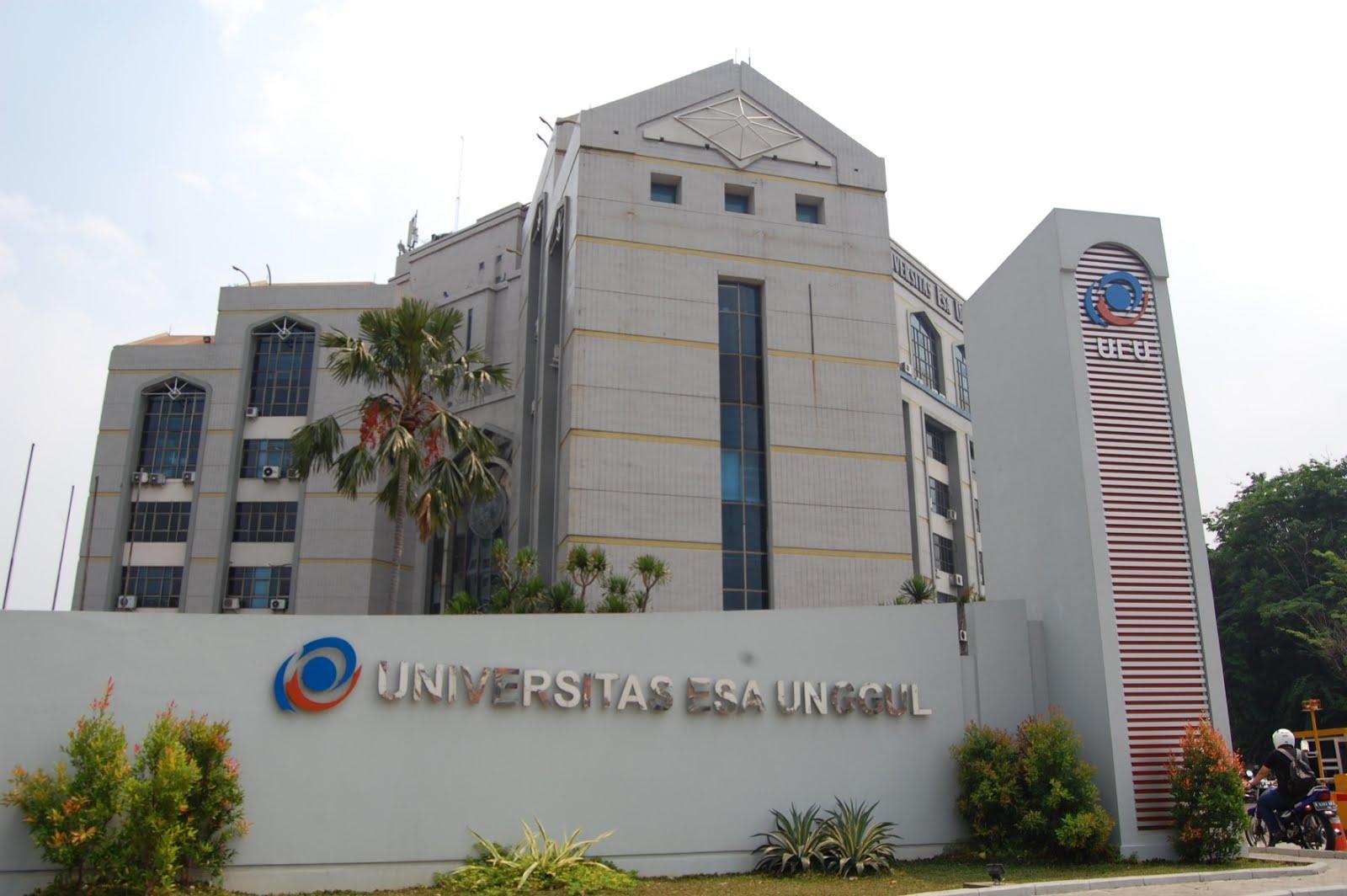 Pendaftaran S2 Universitas Esa Unggul (UEU) Jakarta
