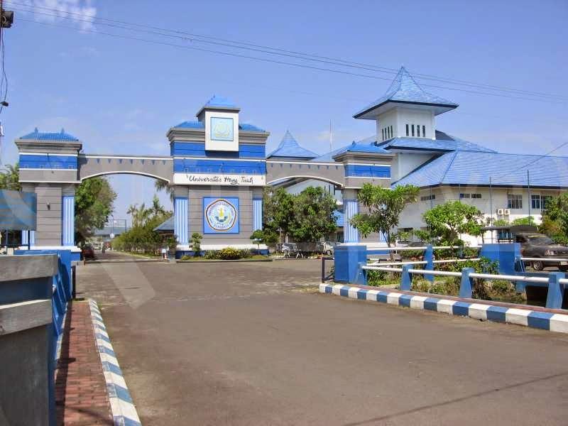 Pendaftaran Universitas Hang Tuah (UHT) Surabaya