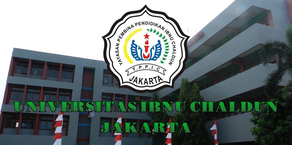 Pendaftaran Mahasiswa Baru Univesitas Ibnu Chaldun Jakarta (UIC) 2016/2017