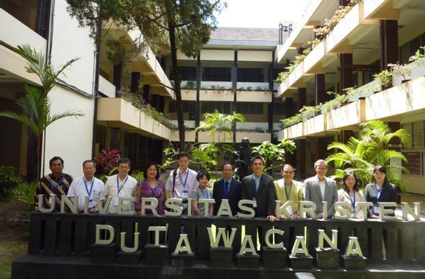 Pendaftaran Universitas Kristen Duta Wacana (UKDW) 2017