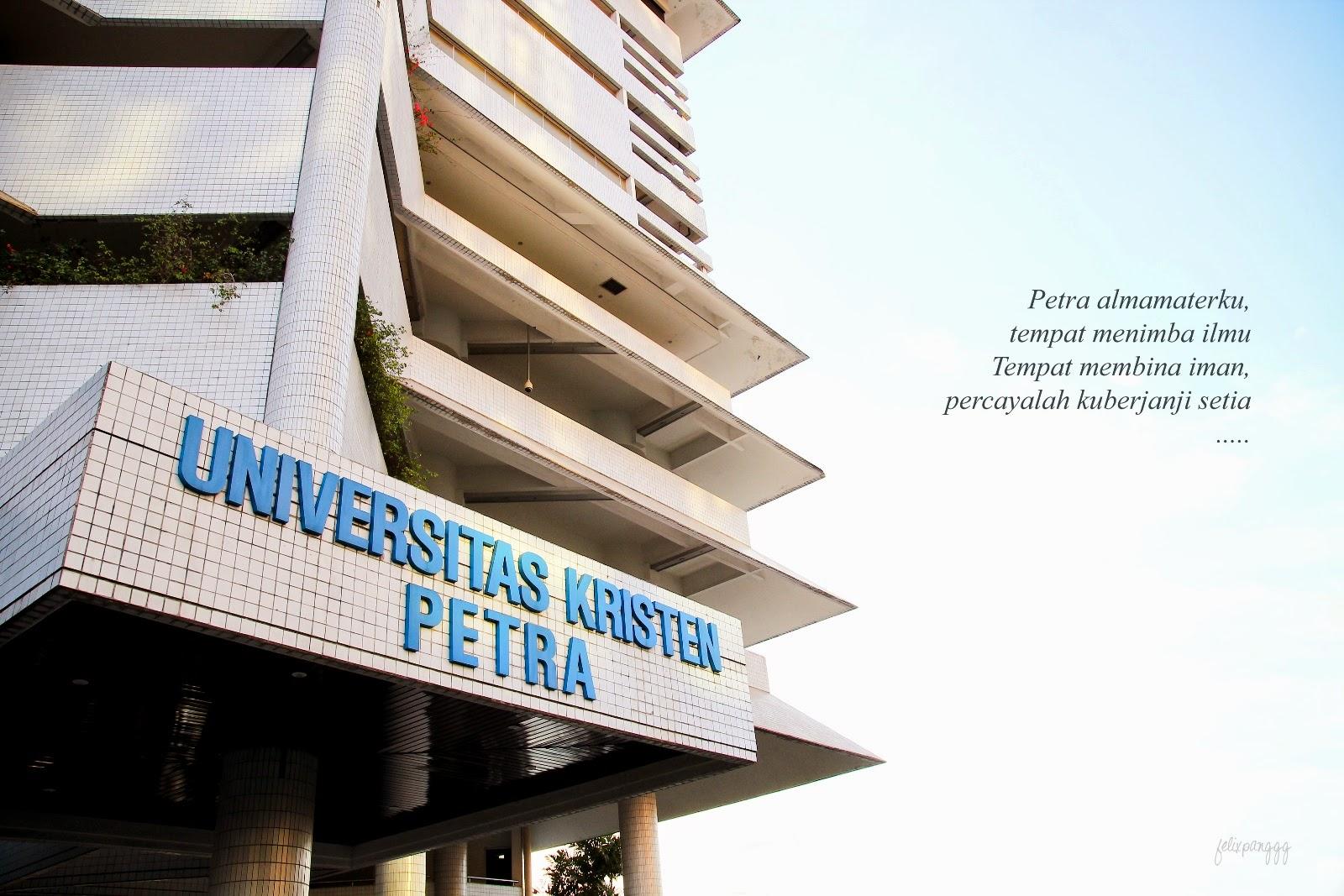 Info Persyaratan – Pendaftaran Universitas Kristen Petra (UP)