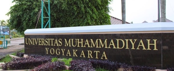 Pendaftaran Universitas Muhammadiyah Yogyakarta (UMY) 2017-2018