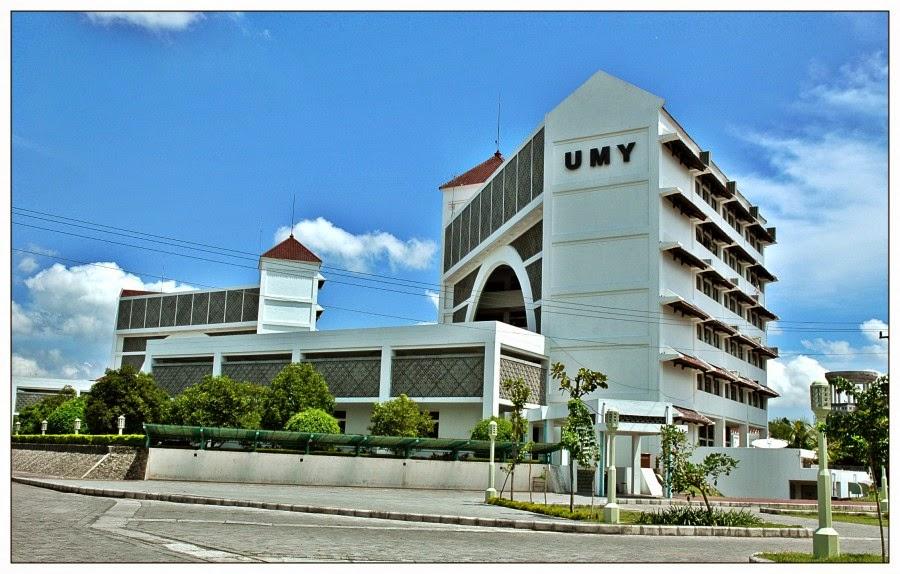 Biaya Kuliah S2 Dan S3 Universitas Muhammadiyah Yogyakarta (UMY)