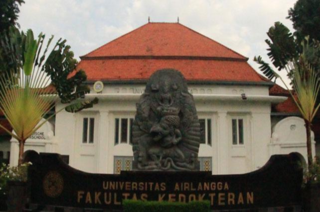 Biaya Kuliah Universitas Airlangga (UNAIR) Fakultas Kedokteran 2017/2018