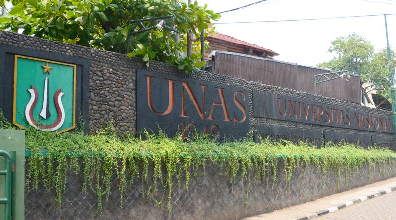 Pendaftaran Program Kelas Karyawan Universitas Nasional (UNAS) 2017-2018