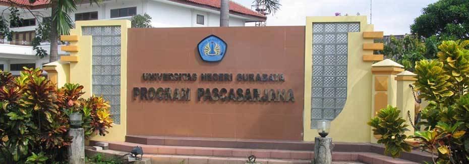 Biaya Kuliah S2 Dan S3 Universitas Negeri Surabaya (UNESA) Surabaya