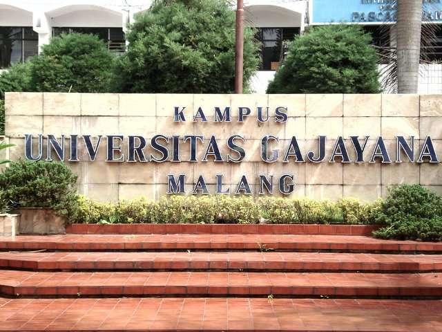 Biaya Kuliah Universitas Gajayana (UNIGA) Malang