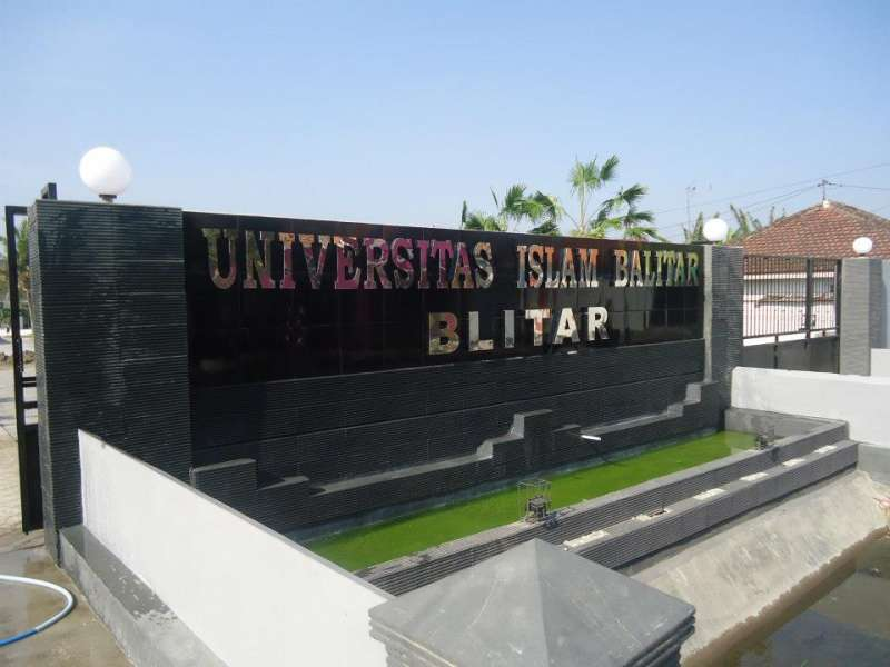 Pendaftaran Universitas Islam Balitar (UNISBA) Blitar