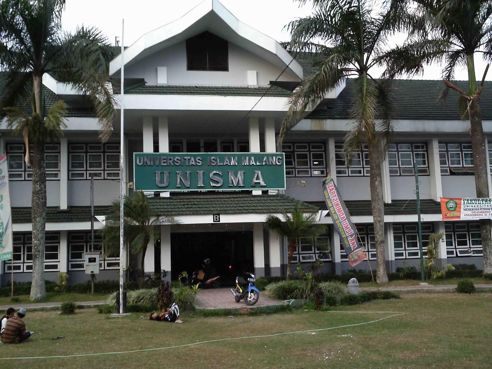Pendaftaran Universitas Islam Malang (UNISMA)