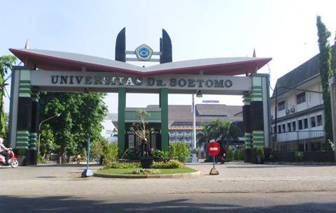 Biaya Kuliah Kelas Karyawan Universitas DR.SOETOMO (UNITOMO) 2017-2018