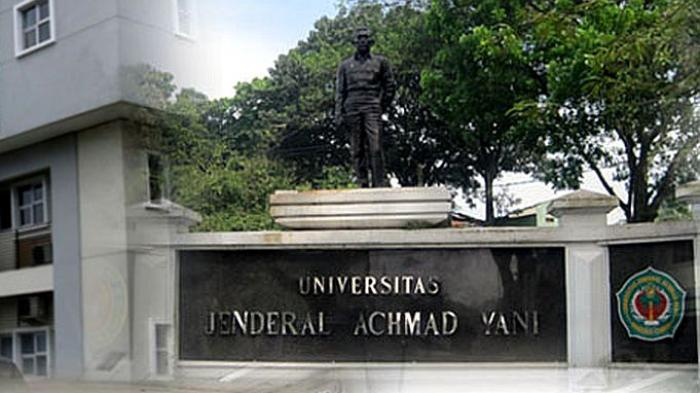 Pendaftaran Universitas Jendral Ahmad Yani (UNJANI) 2017-2018