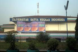 Biaya Kuliah Universitas Satya Negara Indonesia (USNI) Jakarta