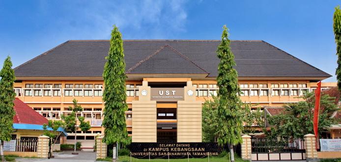 Pendaftaran Universitas Sarjanawiyata Tamansiswa Yogyakarta (UST) TA 2017-2018
