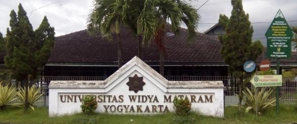 Biaya Universitas Widya Mataram Yogyakarta (UWMY) Yogyakarta