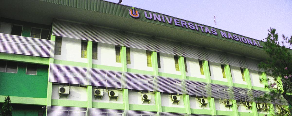 Info Pendaftaran Program Kelas Karyawan (UNAS) Universitas Nasional