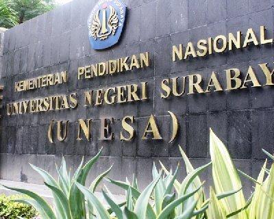 Biaya Kuliah Universitas Negeri Surabaya (UNESA) 2017/2018