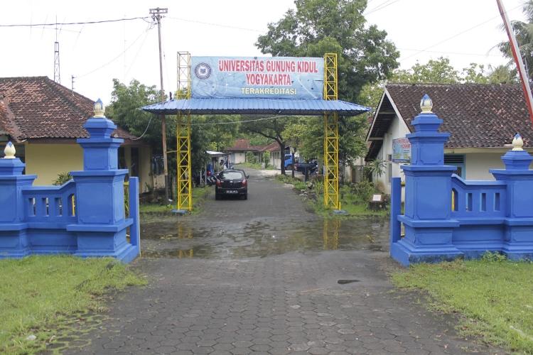 Biaya Kuliah Universitas Gunung Kidul Yogyakarta (UGKY)