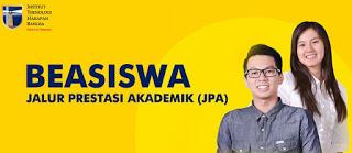 Beasiswa S1 2017 Bandung – Insitut Teknologi Harapan Bangsa (ITHB)