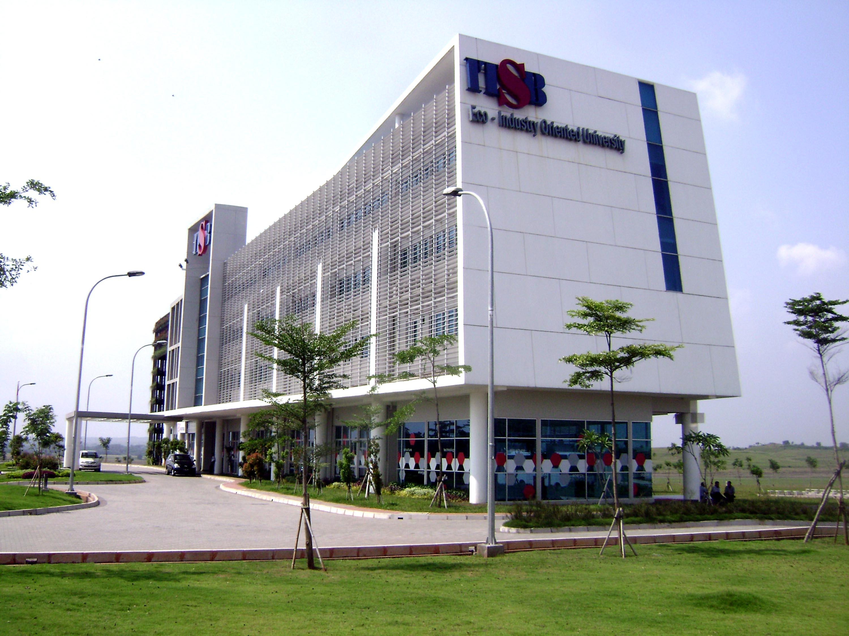 Pendaftaran Institut Teknologi Sains Bandung (ITSB)