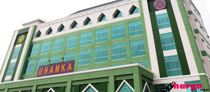 Pendaftaran Mahasiswa Baru (UHAMKA) Universitas Muhammadiyah Prof Dr Hamka 2017/2018