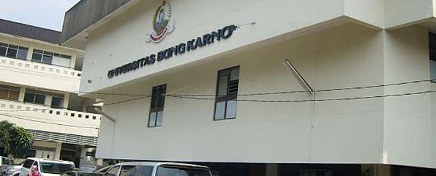 Biaya Kuliah Di Universitas Bung Karno (UBK) TA 2017/2018.