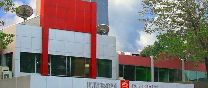 Biaya Kuliah Universitas Bakrie (UB) Jakarta Tahun 2019/2020