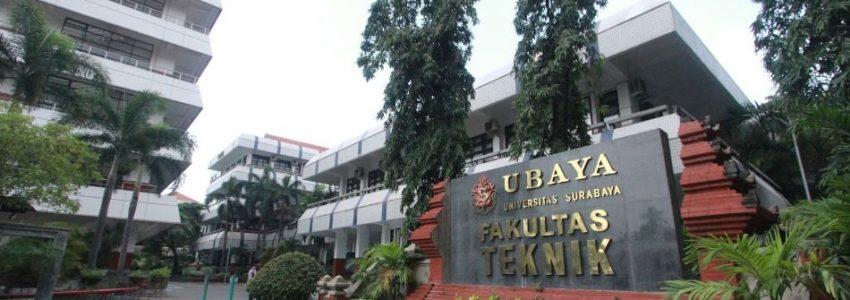 Pendaftaran Universitas Surabaya (UBAYA) Tahun 2019/2020