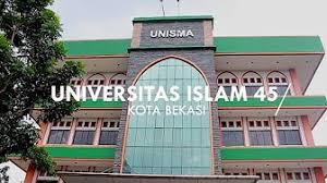 Pendaftaran Universitas Islam 45 (UNISMA) Bekasi Tahun 2019/2020