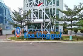 Biaya Kuliah Reguler Universitas Esa Unggul (UEU) Jakarta Tahun 2019/2020