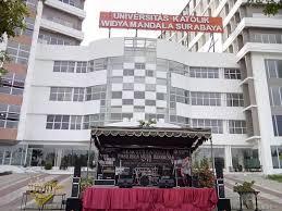 Biaya Kuliah Universitas Katolik Widya Mandala (UKWM) Surabaya Tahun 2019/2020