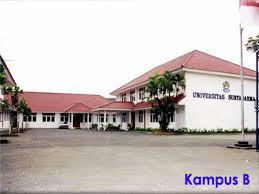 Biaya Kuliah Universitas Suryadarma (UNSURYA) Jakarta Tahun 2019/2020