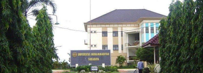 Biaya Kuliah Universitas Muhammadyah (UMS) Surabaya Tahun 2019/2020